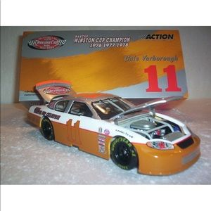 Action rating 124 scale NASCAR